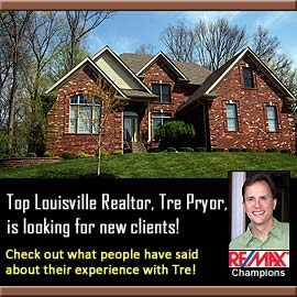 Top Louisville Realtor, Tre Pryor,