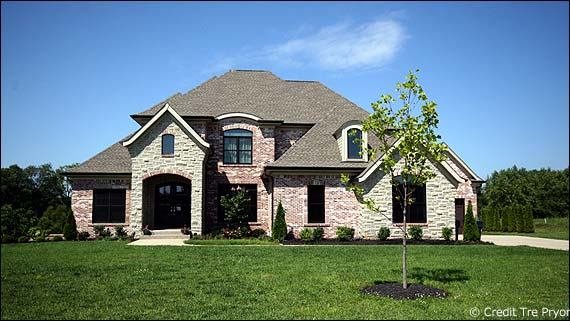Photo of a home for the North Oldham County Housing Report page
