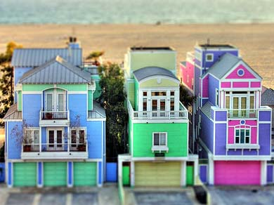 Considering a Second Home? Beach Houses are nice