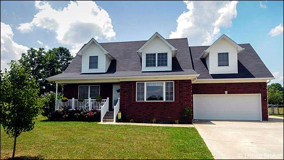 Home in Bullitt County. Louisville Home Values by County