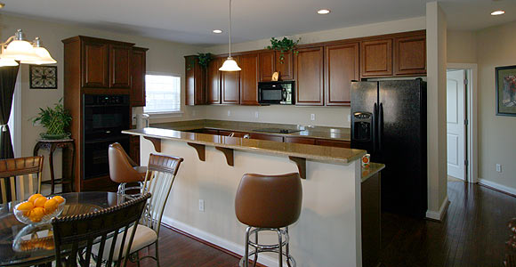 Sell My Home Fast means having a decluttered kitchen