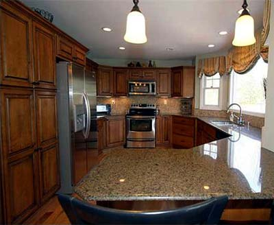 Photo of an Updated Kitchen in Louisville KY