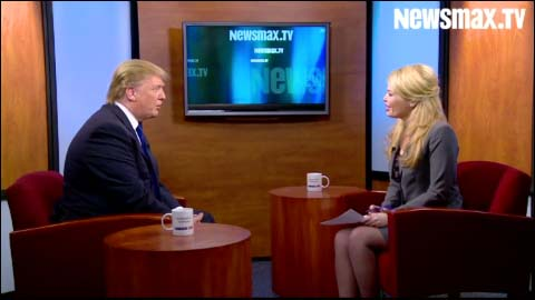 Donald Trump interview on Newsmax.com, published 1/31/2011
