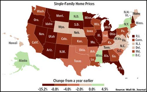 Louisville Home Prices Drop Sellers Mourn Buyers Rejoice - House pricing in us map