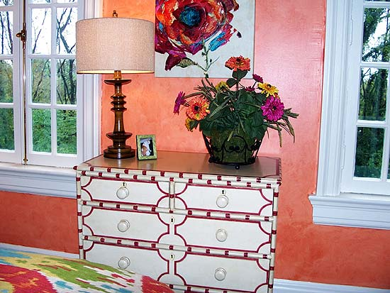 Photo from the 2011 Bellermine Show House: Chest of drawers