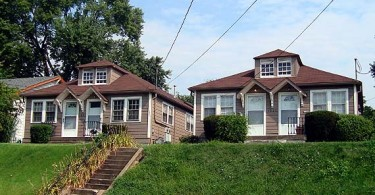 Photo of two cute homes in Clifton Louisville KY