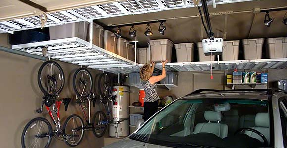 Updating Your Louisville Garage Floor Storage Adds Value