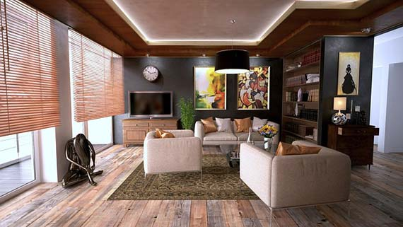 Transform a Boring Apartment on a Budget: Selecting a great furniture mix