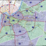 Map of Louisville MLS Areas