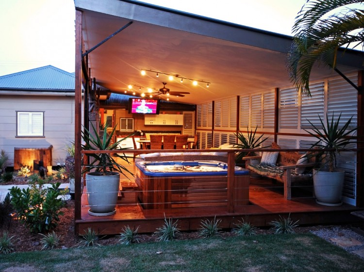 Outdoor Man Caves Are a New Thing, Right? - Louisville Homes Blog