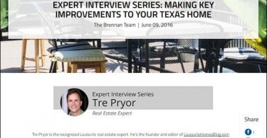 Screenshot of Expert Interview by Tre Pryor
