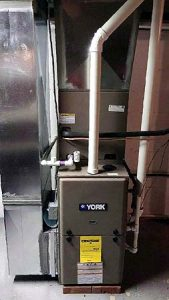Photo of a York Furnace