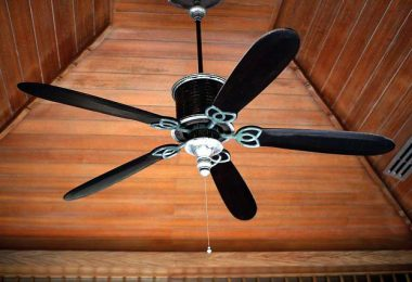 Photo of a ceiling fan