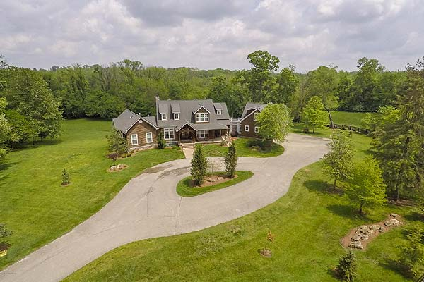 Photo of Anchorage home in Most Expensive Neighborhoods in Louisville Kentucky