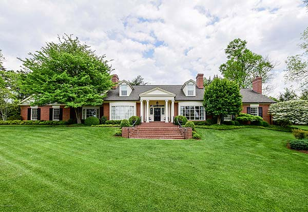 Photo of Mockingbird Valley home in Most Expensive Neighborhoods in Louisville Kentucky
