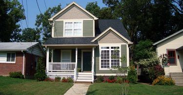 Photo of home in great condition due to home maintenance checklist
