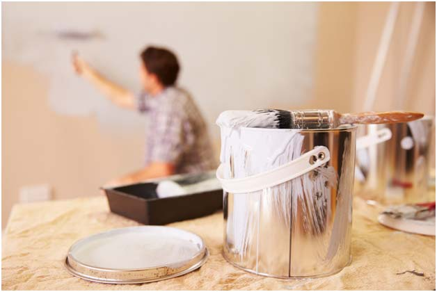 Photo of DIY Home Improvement Tips like paiting