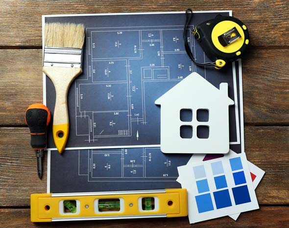 Home Design Graphic - Boost Your Home's Value