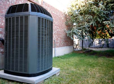 Photo of AC unit