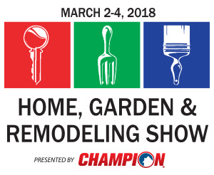 ome, Garden & Remodeling Show presented by Champion Windows