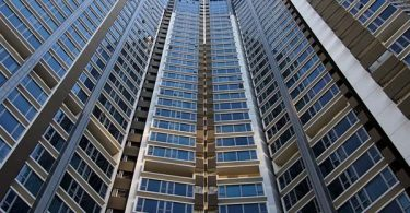 Photo of a high rise building with Property Investment potential