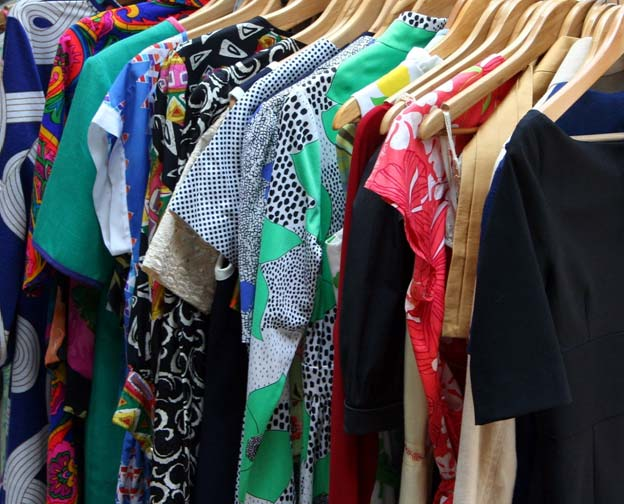 Photo of clothing getting ready for a cross country move