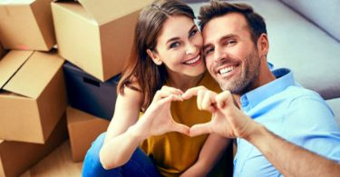 Photo of a happy couple - Take Control of Your Moving Day