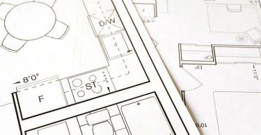 Picture of a basement floorplan