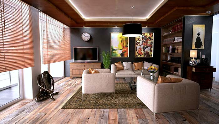 Photo of a well designed living room - Tips for Arranging Living Room Furniture